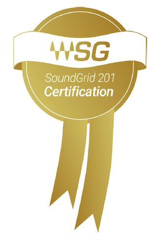 Soundgrid certifikation